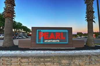 Community Signage, Pearl Apartments, 2