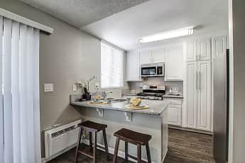Kitchen, Claremont Park, 0
