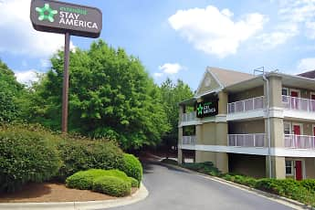 Building, Furnished Studio - Winston-Salem - Hanes Mall Blvd., 0