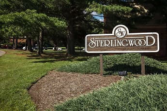Community Signage, Sterlingwood Apartments, 1