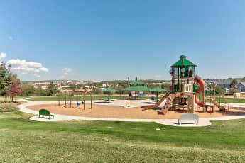 Playground, Parc at Prairie Grass, 1
