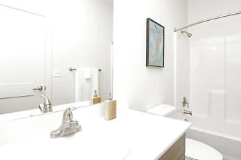 Bathroom, Haxton, 2