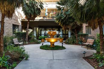 Courtyard, Pacific Pointe Active Senior Living, 0