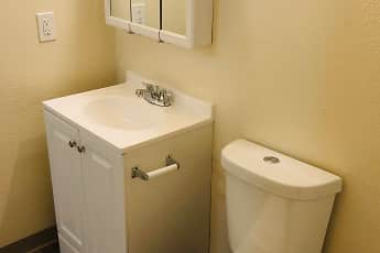 Bathroom, Chester Creek Estates, 2