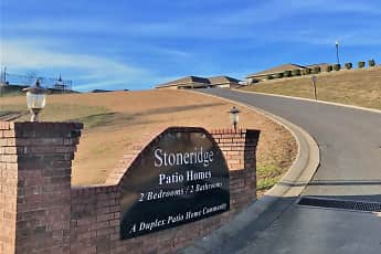 Community Signage, Stoneridge Patio Homes, 0