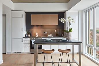Kitchen, The Harlo, 0