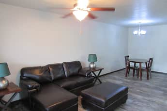 Living Room, Beal Townhomes, 0
