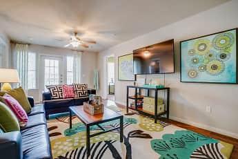 Living Room, Village At Austin, 0