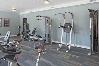 Fitness Weight Room, Kays Crossing, 2