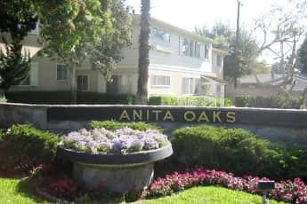Community Signage, Anita Oaks, 0