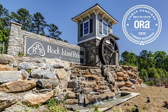 Community Signage, Rock Island Ridges at Riverchase, 0