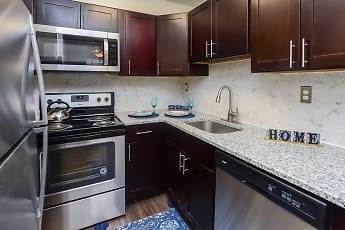Kitchen, Hyde Park Apartment Homes, 0