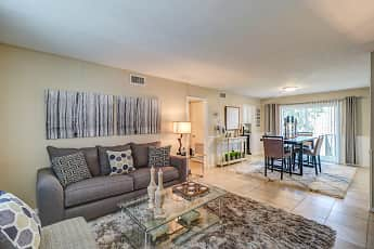 Living Room, Live Oaks at 275, 0