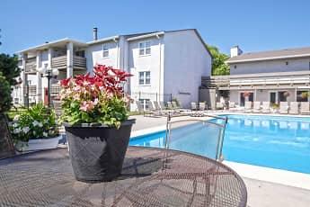 Pool, Maple Ridge Apartments, 0