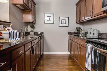 Kitchen, Emberwood Apartments, 1