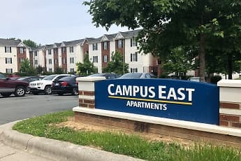 Building, Campus East Student Housing, 2