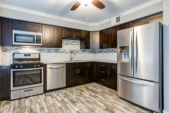 Kitchen, Forest Park Apartments, 0