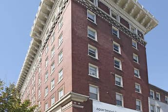 Building, St. Francis Apartments, 0