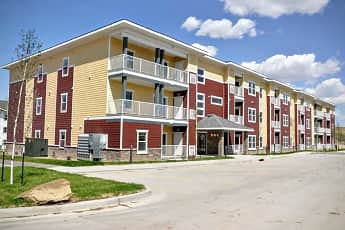 Building, Emerald Ridge Apartment and Townhomes, 0