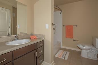 Bathroom, Cypress Garden 55 + Community, 2