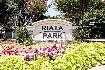 Community Signage, Riata Park, 0