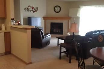 Living Room, McCarthy Creek, 0