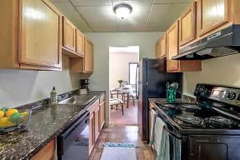 Kitchen, Regal Towers, 0