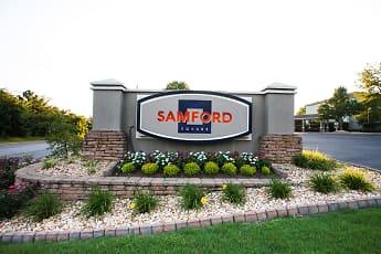 Community Signage, Samford Square, 0