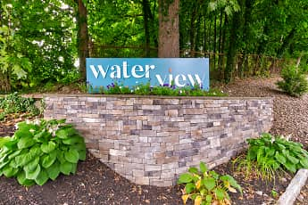 Community Signage, Waterview Living, 2