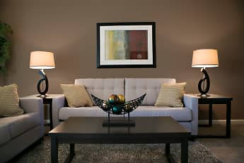 Living Room, Millbridge Gardens, 0