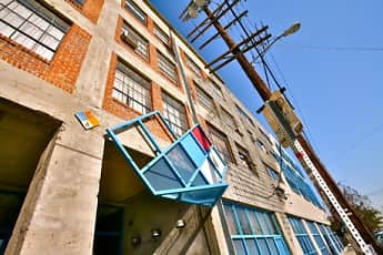 Building, Binford Lofts, 2