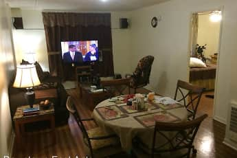 Dining Room, Downtown East Apts., 0
