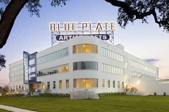 Building, Blue Plate Artist Lofts, 0