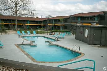 Pool, Urbana Apartments, 0