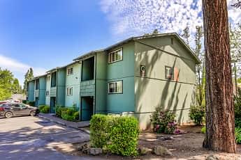 Building, T Street Apartments, 1