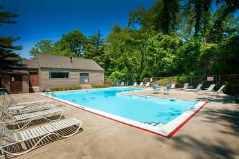 Pool, Greenbriar Village Apartments & Townhomes, 0