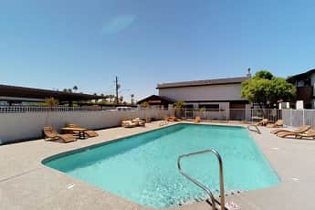 Pool, Prados Apartments at Arcadia, 0