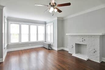 Living Room, 302 Washington Apartments, 1