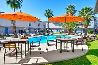 Pool, Pearl Apartments, 1