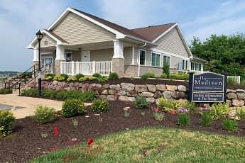 Community Signage, The Madison Apartments, 0