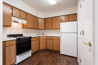 Kitchen, Lexington Commons Senior Apartments, 0