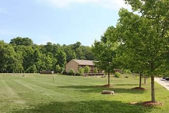 Landscaping, The Retreat At Indian Ridge, 2
