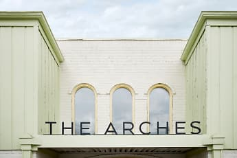 Community Signage, The Arches, 2