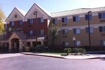 Building, Furnished Studio - Phoenix - Airport - Tempe, 1