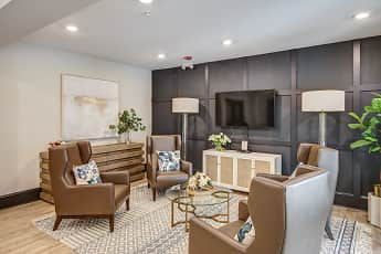 Clubhouse, Loftin at Montcross Senior Apartments, 0
