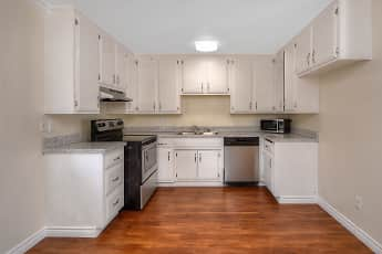 Kitchen, West Park Apartments, 0