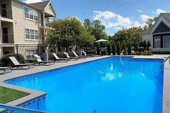 Pool, Meridian Club Apartments, 0