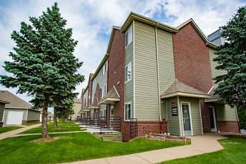 Building, Waterford Place Townhomes, 1