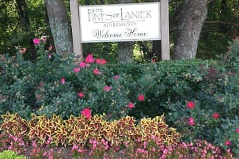 Community Signage, Pines of Lanier, 0