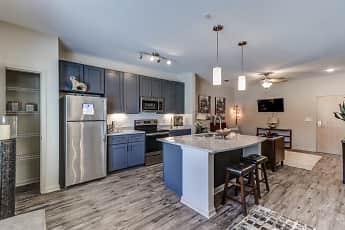 Kitchen, Lofts at Capricorn, 0